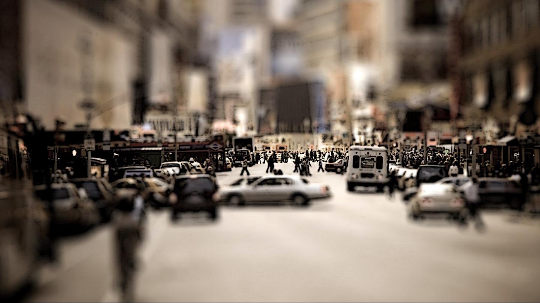 Society in the street